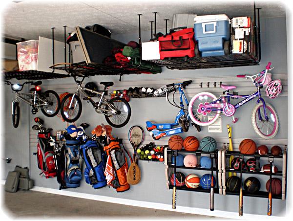 tips for an organized garage amarr garage doors. Black Bedroom Furniture Sets. Home Design Ideas