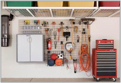 garage shop ideas