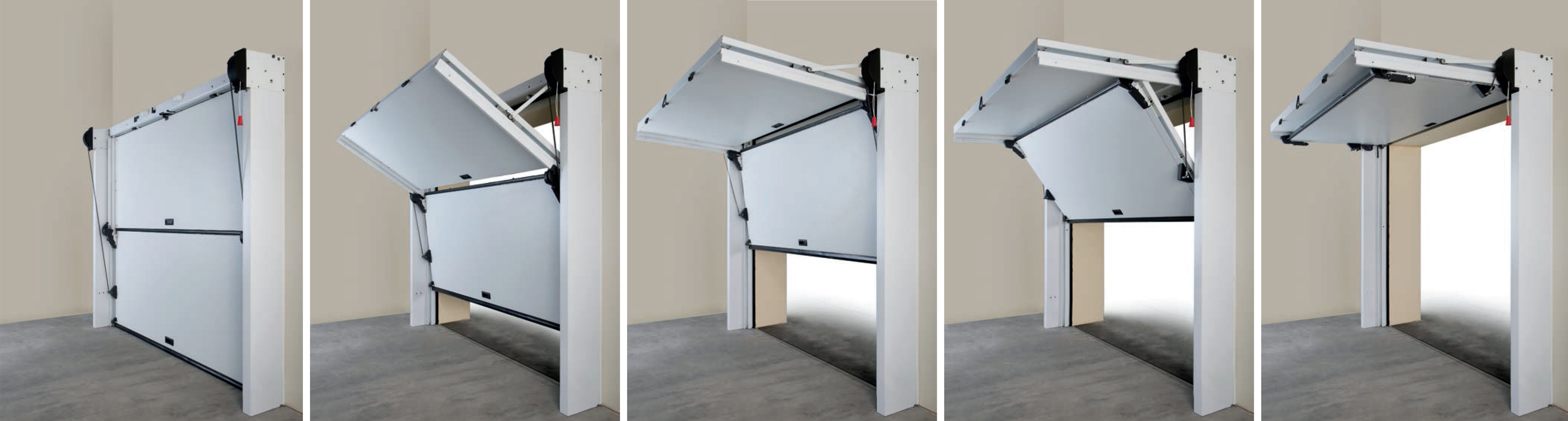 Open any garage door