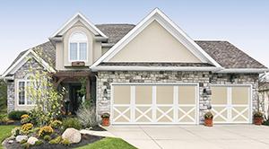 84 Estate Double/Single Garage Door